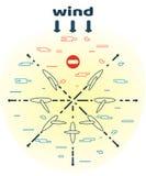 Θεωρία του αέρα για Στοκ φωτογραφίες με δικαίωμα ελεύθερης χρήσης