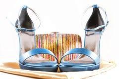 Θεϊκά παπούτσια Στοκ Εικόνες