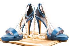 Θεϊκά παπούτσια Στοκ εικόνες με δικαίωμα ελεύθερης χρήσης
