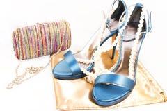 Θεϊκά παπούτσια Στοκ Φωτογραφίες