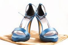Θεϊκά παπούτσια Στοκ φωτογραφίες με δικαίωμα ελεύθερης χρήσης