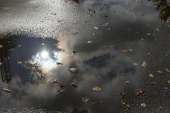 Θεϊκή άποψη αντανάκλασης Στοκ φωτογραφίες με δικαίωμα ελεύθερης χρήσης