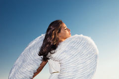 Θεϊκή ομορφιά Στοκ φωτογραφίες με δικαίωμα ελεύθερης χρήσης