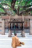 Θεός Ινδός στοκ φωτογραφίες