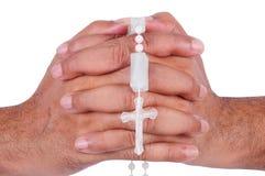 Θεός που προσεύχεται Στοκ φωτογραφίες με δικαίωμα ελεύθερης χρήσης