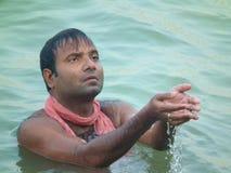 Θεός που προσεύχεται στοκ φωτογραφία με δικαίωμα ελεύθερης χρήσης