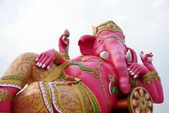 Θεός Ganesha ινδός Στοκ εικόνα με δικαίωμα ελεύθερης χρήσης