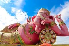 Θεός Ganesha της Ινδίας Στοκ εικόνα με δικαίωμα ελεύθερης χρήσης