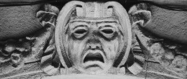 Θεός Hades των νεκρών ψυχών (άγαλμα) Στοκ φωτογραφία με δικαίωμα ελεύθερης χρήσης