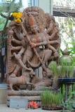 Θεότητα Maa Durga Στοκ εικόνα με δικαίωμα ελεύθερης χρήσης
