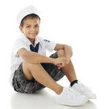 Θελήστε ' να είστε αγόρι ναυτικών Στοκ φωτογραφία με δικαίωμα ελεύθερης χρήσης