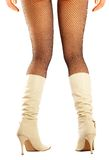 θηλυκά πόδια Στοκ φωτογραφία με δικαίωμα ελεύθερης χρήσης