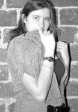 Θηλυκές εκφράσεις ομορφιάς στοκ φωτογραφία με δικαίωμα ελεύθερης χρήσης