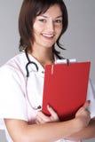 θηλυκές νεολαίες γιατ&rh Στοκ Εικόνα