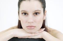 θηλυκή διορατικότητα Στοκ εικόνα με δικαίωμα ελεύθερης χρήσης