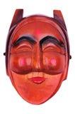 θηλυκή κορεατική μάσκα π&alp Στοκ Εικόνες