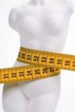 θηλυκός αριθμός που μετ&rho Στοκ εικόνες με δικαίωμα ελεύθερης χρήσης