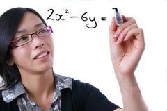 θηλυκός δάσκαλος Στοκ φωτογραφία με δικαίωμα ελεύθερης χρήσης