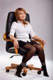θηλυκός διευθυντής στοκ φωτογραφία με δικαίωμα ελεύθερης χρήσης