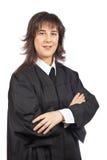 θηλυκός δικαστής Στοκ Φωτογραφία