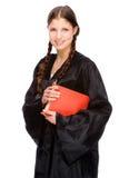 θηλυκός δικηγόρος Στοκ Εικόνες