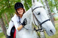 θηλυκό άλογο Στοκ εικόνες με δικαίωμα ελεύθερης χρήσης