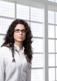 θηλυκό γιατρών στοκ εικόνες