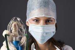 θηλυκό γιατρών Στοκ φωτογραφία με δικαίωμα ελεύθερης χρήσης