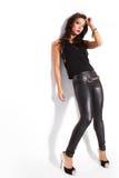 Θηλυκό μοντέλο μόδας στοκ φωτογραφία με δικαίωμα ελεύθερης χρήσης