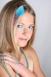 θηλυκό μοντέλο Στοκ εικόνες με δικαίωμα ελεύθερης χρήσης