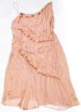 θηλυκό μόδας φορεμάτων Στοκ Φωτογραφία