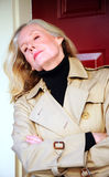 θηλυκό ομορφιάς ώριμο Στοκ εικόνα με δικαίωμα ελεύθερης χρήσης