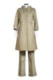 θηλυκό παντελόνι παλτών Στοκ φωτογραφία με δικαίωμα ελεύθερης χρήσης