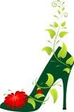 θηλυκό παπούτσι ελεύθερη απεικόνιση δικαιώματος