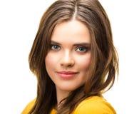 Θηλυκό πορτρέτο στοκ φωτογραφία με δικαίωμα ελεύθερης χρήσης