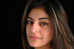 θηλυκό πορτρέτο 2 στοκ φωτογραφία