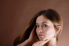 θηλυκό υλοτομιών Στοκ φωτογραφία με δικαίωμα ελεύθερης χρήσης
