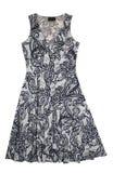θηλυκό φορεμάτων Στοκ φωτογραφίες με δικαίωμα ελεύθερης χρήσης