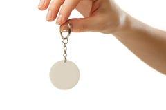 θηλυκό χέρι διακριτικών στοκ φωτογραφία με δικαίωμα ελεύθερης χρήσης