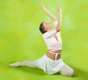 θηλυκό χορευτών Στοκ εικόνα με δικαίωμα ελεύθερης χρήσης