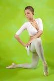 θηλυκό χορευτών Στοκ Φωτογραφίες