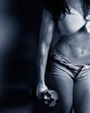 θηλυκό bodybuilders στοκ φωτογραφία