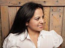 θηλυκό headshot Στοκ φωτογραφία με δικαίωμα ελεύθερης χρήσης