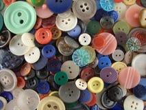 θησαυρός κουμπιών Στοκ Εικόνες