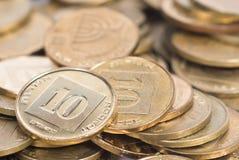 θησαυρός νομισμάτων Στοκ φωτογραφίες με δικαίωμα ελεύθερης χρήσης