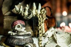 θησαυρός πειρατών Στοκ εικόνα με δικαίωμα ελεύθερης χρήσης