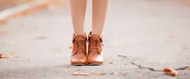 Θηλυκά παπούτσια Στοκ φωτογραφία με δικαίωμα ελεύθερης χρήσης