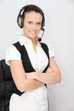 θηλυκή υποστήριξη χειρι&sigm Στοκ φωτογραφία με δικαίωμα ελεύθερης χρήσης