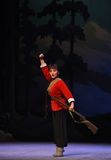 Θηλυκή â€œTaking τίγρη Montain οπερών hohei-ju-Πεκίνου πολιτοφυλακή-shiki από Strategy† Στοκ φωτογραφία με δικαίωμα ελεύθερης χρήσης