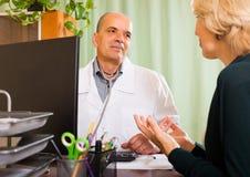 θηλυκός αρσενικός ασθ&epsilon Στοκ εικόνες με δικαίωμα ελεύθερης χρήσης